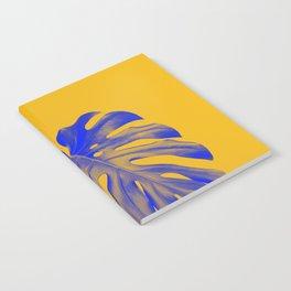 blue monsteras Notebook