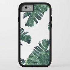 Banana Leaf Watercolor #society6 #buy #decor iPhone 7 Adventure Case