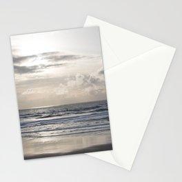 Silver Scene Stationery Cards