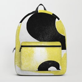 Goudy Stout Ampersand Backpack