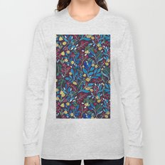 Fall Flavors Violet Long Sleeve T-shirt