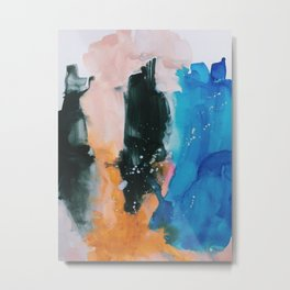 Erase, Rewind Metal Print