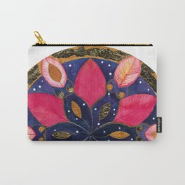 Mandala of dancing Goddesses Carry-All Pouch