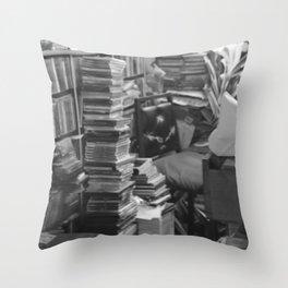 Work Life Throw Pillow