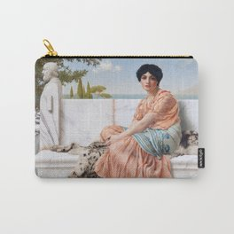 In the Days of Sappho Carry-All Pouch