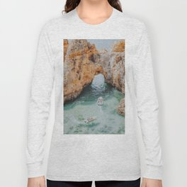 boat life iii / lagos, portugal Long Sleeve T-shirt
