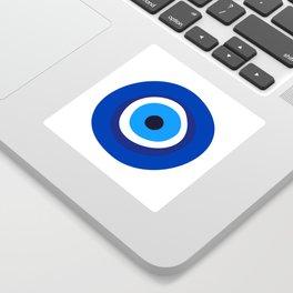 evil eye symbol Sticker