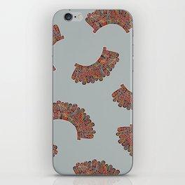RBG quote art dissent collar iPhone Skin