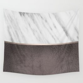 Manly Carrara Italian Marble Wall Tapestry