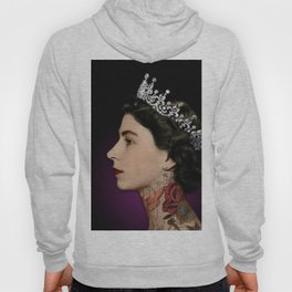Queen Noir Hoody