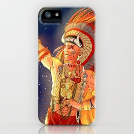 Irlik-hon iPhone Case