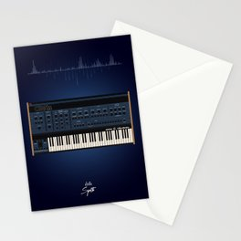 The Synth Project - Oberheim OB-XA Stationery Cards