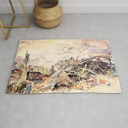 Bomb Damage - Digital Remastered Edition Rug