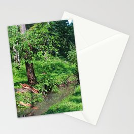 A Good Song Stationery Cards