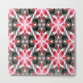Lilies in Love... Metal Print