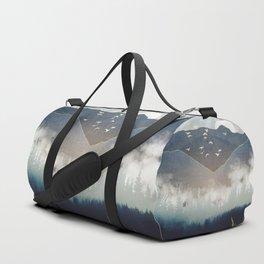 Blue Mountain Mist Duffle Bag