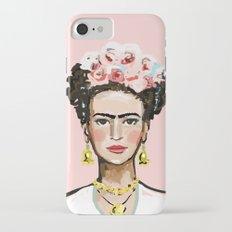 Frida Kahlo iPhone 7 Slim Case