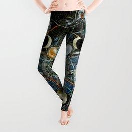"""Astrological Mechanism - Zodiac"" Leggings"