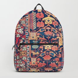 Bakhtiari Western Persian  Rug Print Backpack