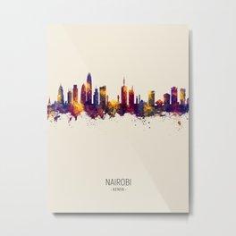 NNairobi Kenya Skyline/Users/mikeyt/Desktop/6 s6/FEATURED-15361.jpgairobi Kenya Skyline Metal Print