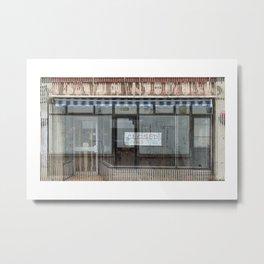 Dead Shop 08 Metal Print