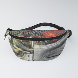 Halloween is coming Human Brain Fanny Pack