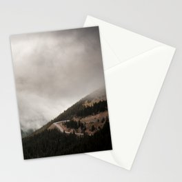 Loveland Pass,Colorado Stationery Cards