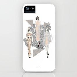 Fashionary 9 iPhone Case