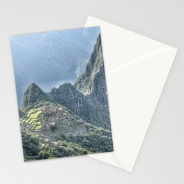 The Lost City of The Incas Stationery Cards