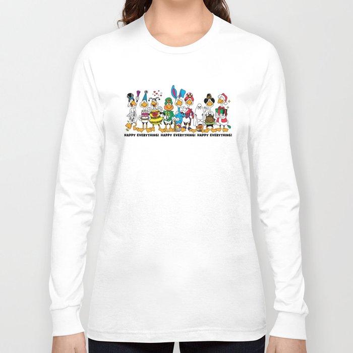 Happy Everything! Long Sleeve T-shirt