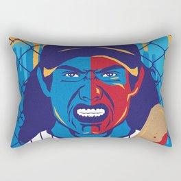 THE WARRIORS :: THE BASEBALL FURIES Rectangular Pillow