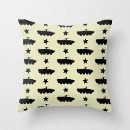 M1126 Stryker Pattern Throw Pillow