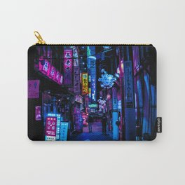 Tokyo's Moody Blue Vibes Tasche