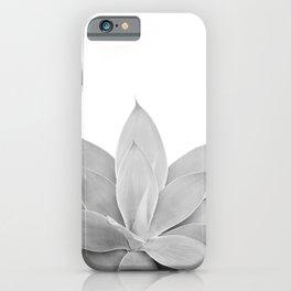 Gray Agave #1 #tropical #decor #art #society6 iPhone Case