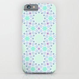 Arabic pattern iPhone Case