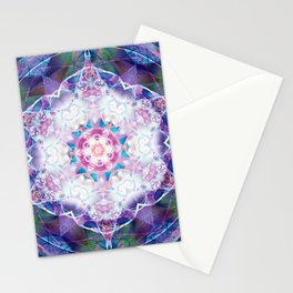 Mandalas from the Depth of Love 7 Stationery Cards