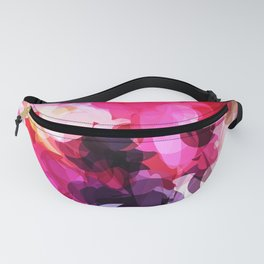 Bright Happy Color Abstract Fanny Pack
