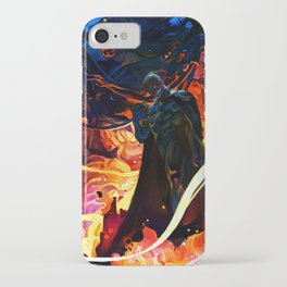Falcon of Darkness iPhone Case