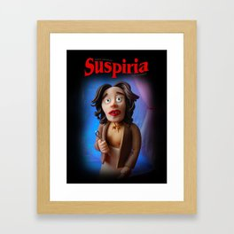 Suspiria Framed Art Print