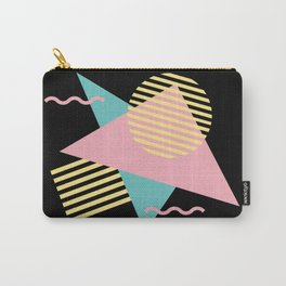 Memphis Pattern 28 / 80s - 90s Retro Carry-All Pouch