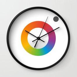 WeCam Wall Clock