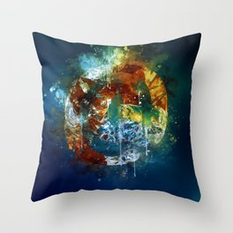 What are you at Throw Pillow
