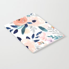 Jolene Floral Notebook