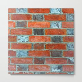 Brick House Metal Print