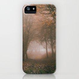 Enchanted Woodland iPhone Case