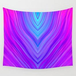 stripes wave pattern 3 sm120i Wall Tapestry