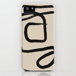 Mazes of Life iPhone Case