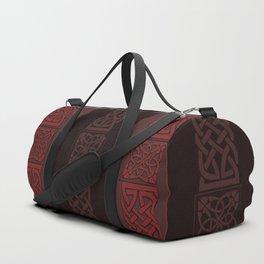 Viking dark red Duffle Bag