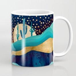 Indigo Desert Night Coffee Mug