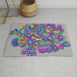 Colors can be Yummy Rug